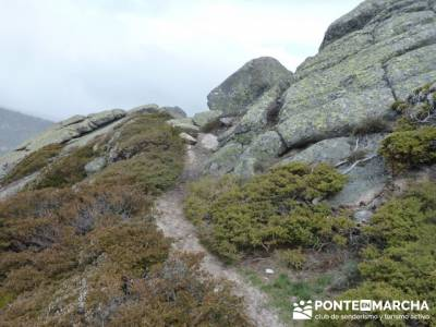 La Peñota y Peña del Arcipreste;foro senderismo madrid;clubes de montaña madrid